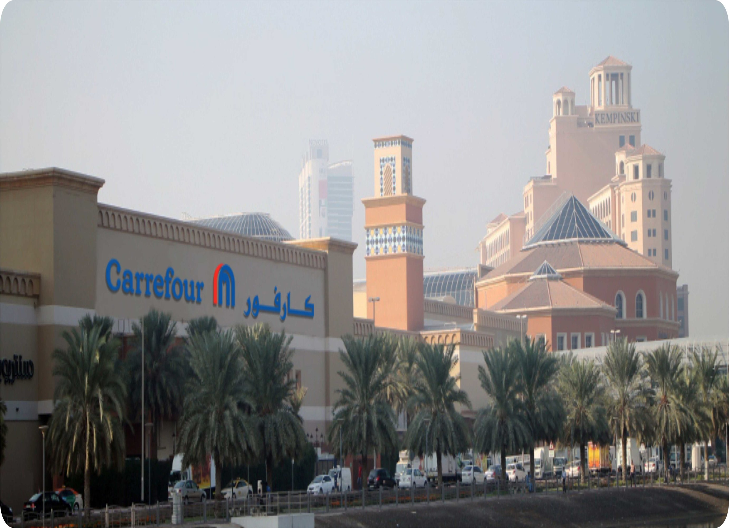 carrefour-Mall of Emirates