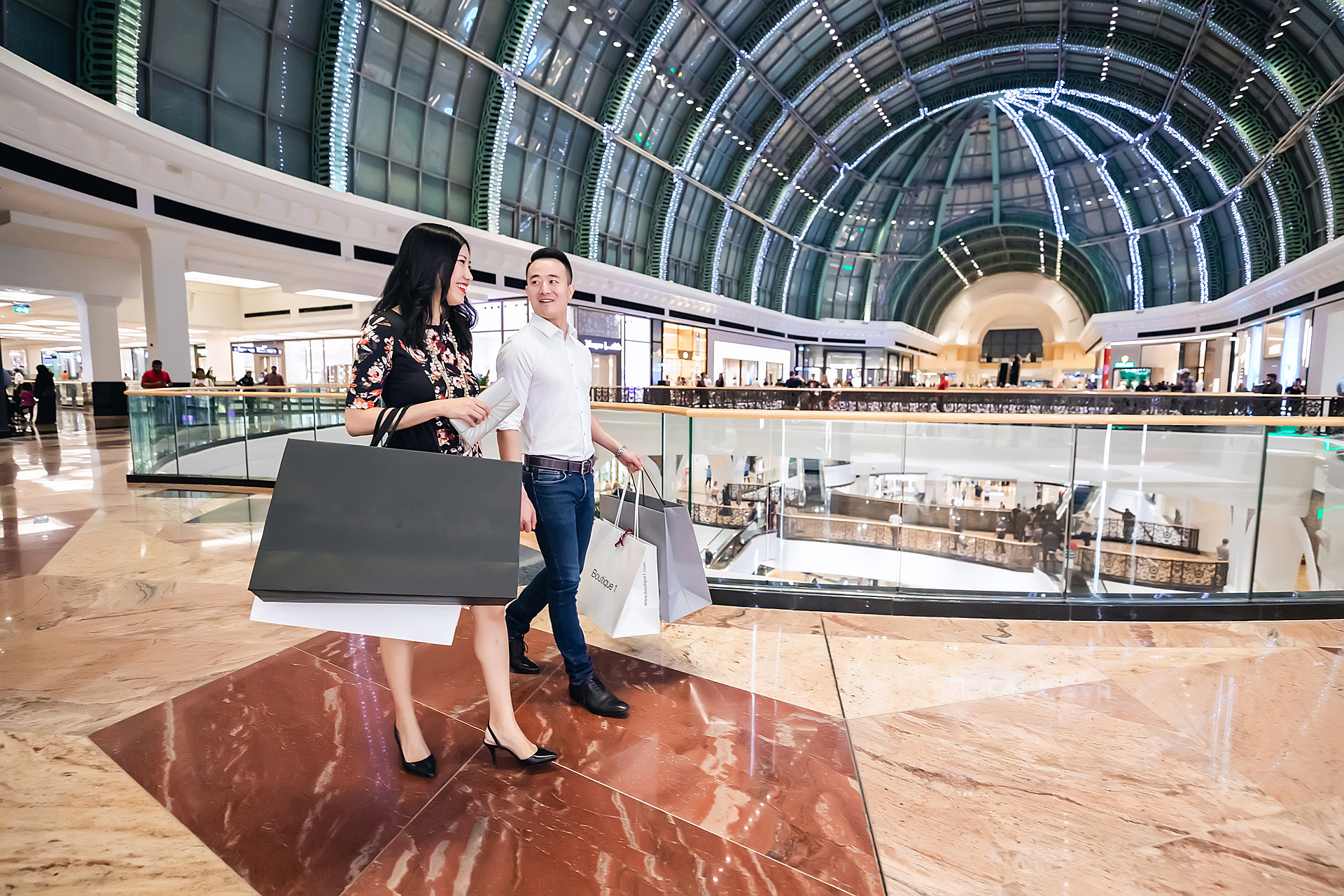 Mall of the Emirates becomes preferred shopping destination for WeChat Pay  users