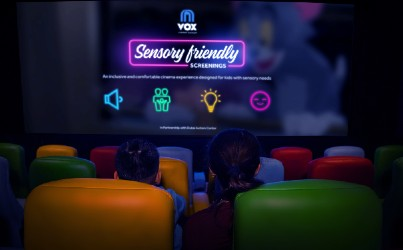 Vox cinemas sensory friendly